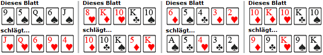 poker kombinationen pdf
