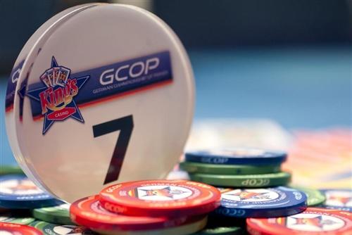 Ognjen Sekularac Gewinnt GCOP Im King's Casino In Rozvadov