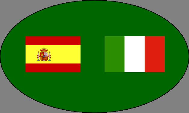 Italien Vs Spanien