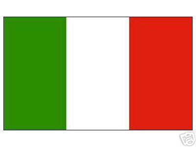 Italiens Flagge