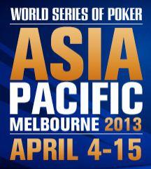 Caesar's Cup Bei Der WSOP APAC Mit Team Asia-Pacific