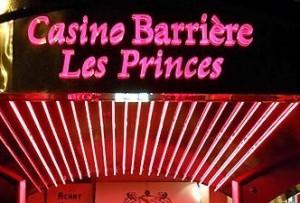 Les Princes in Cannes