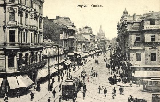 Nächster Halt Der EPT: Prag