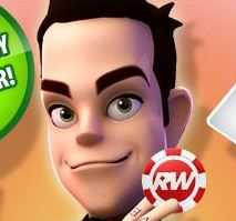 Robbie Williams Poker Dot Com